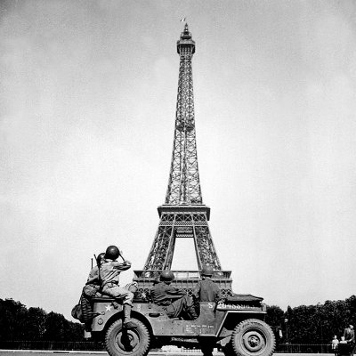 liberation of paris