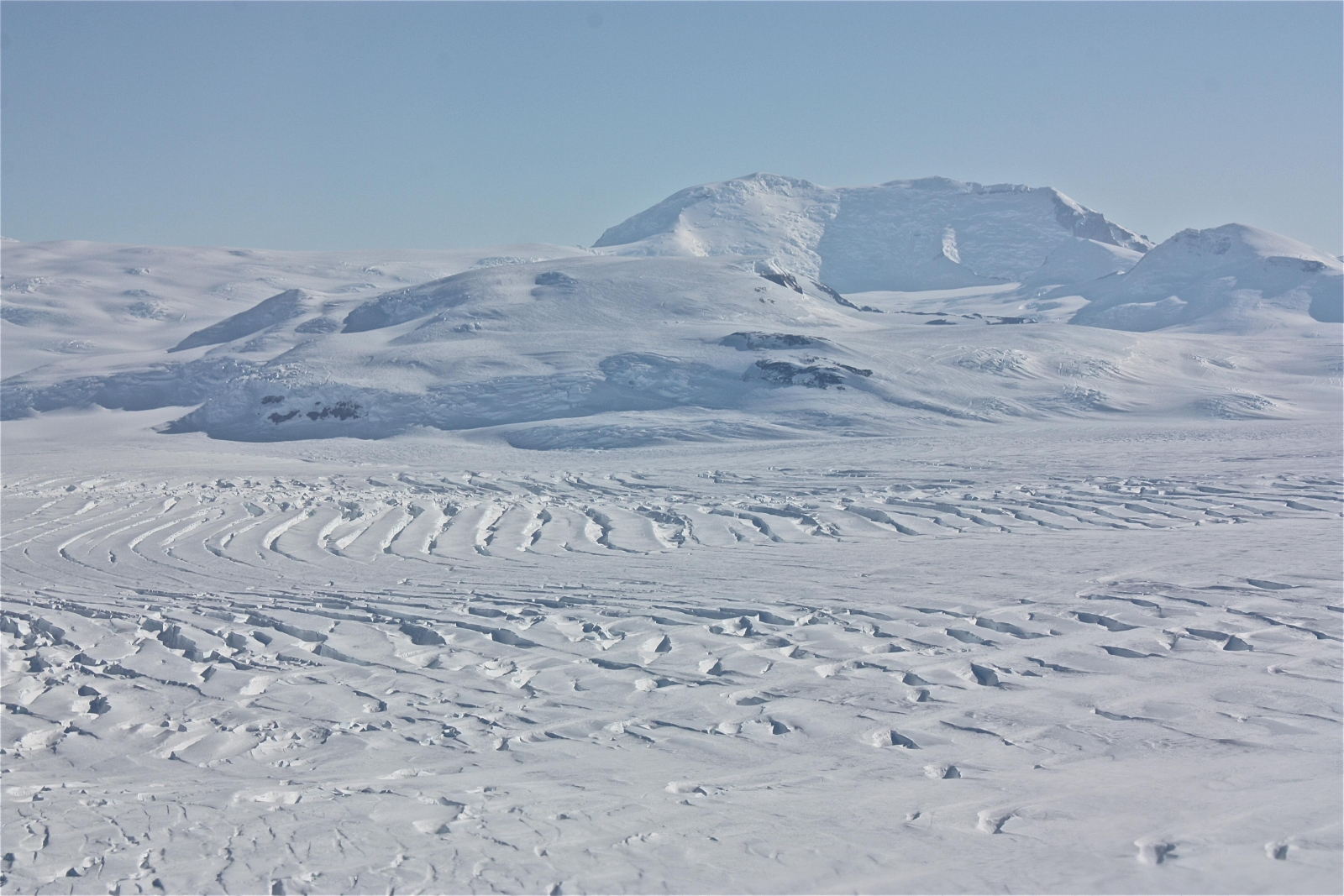 west antarctica