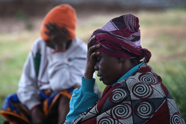 Ebola and women