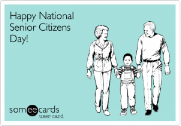 National Senior Citizens Day How To Celebrate The Day History And