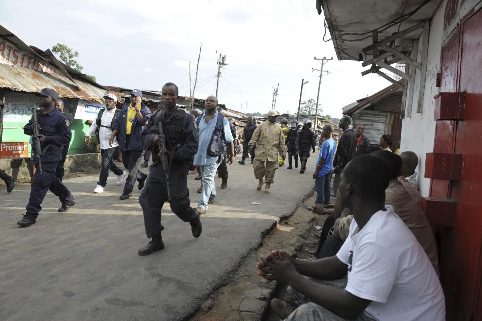 LIBERIA.FORCES