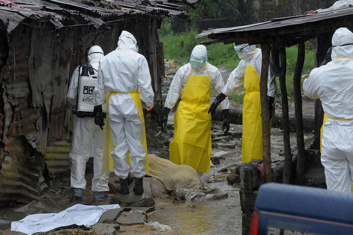 ebola liberia