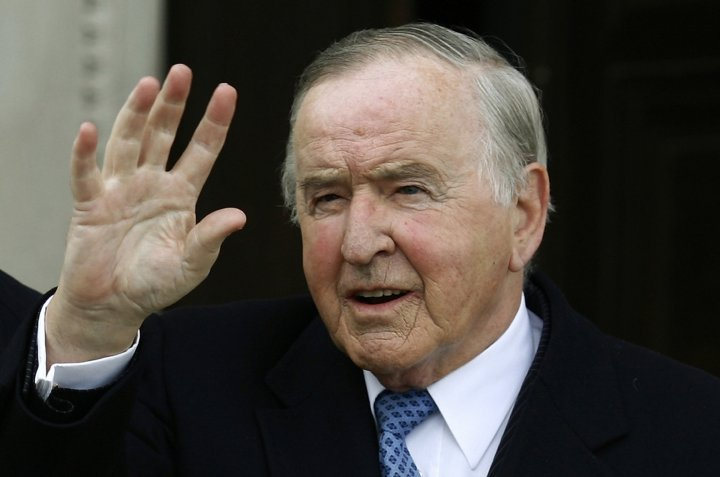 Former Irish prime minister Albert Reynolds has died aged 81, it has been announced
