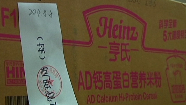 Heinz Baby Food Found to Contain Excessive Lead