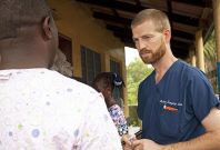 Ebola Virus Kent Brantly