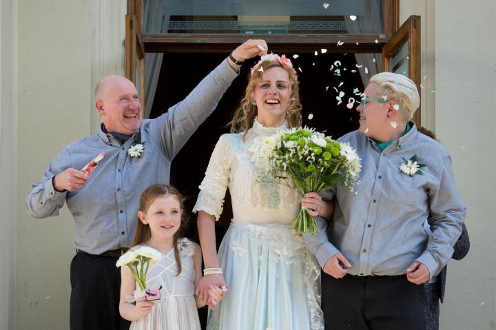 gay marriage uk women