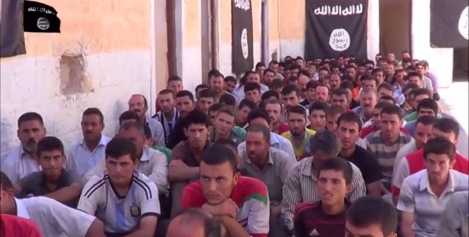 Yazidis convert to Islam