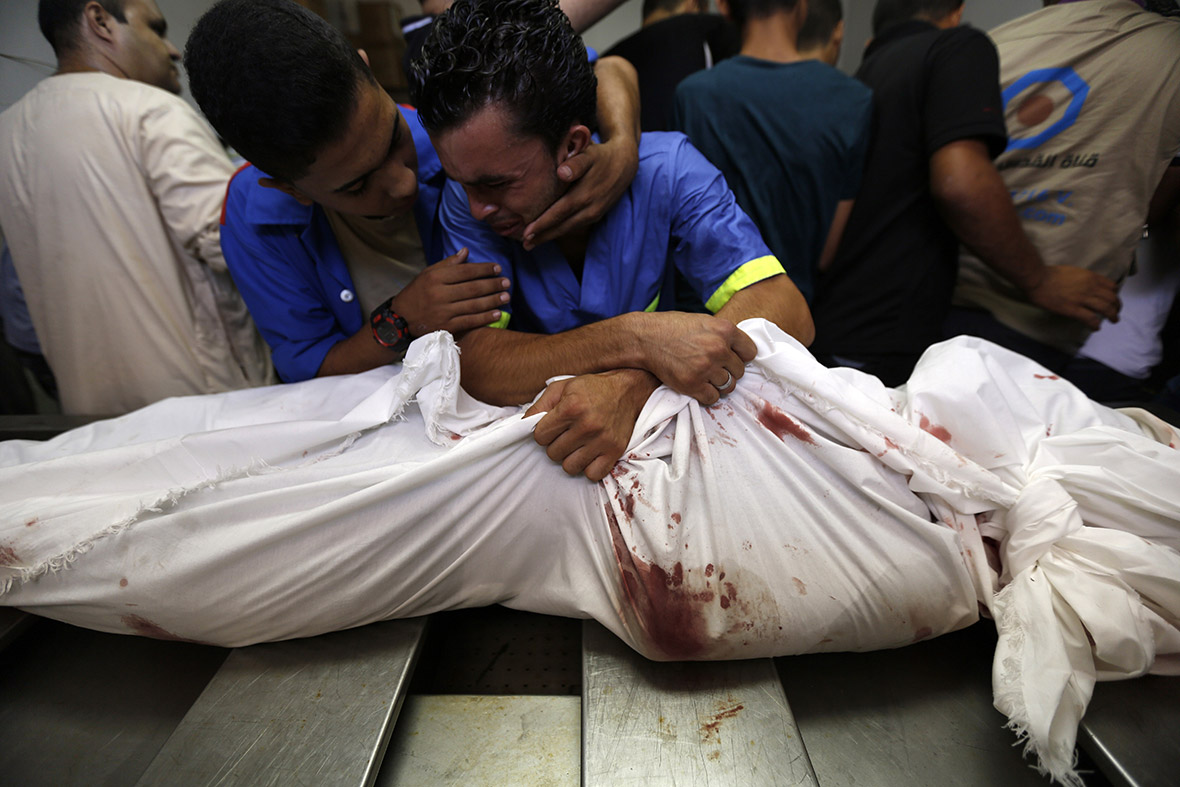 gaza children killed