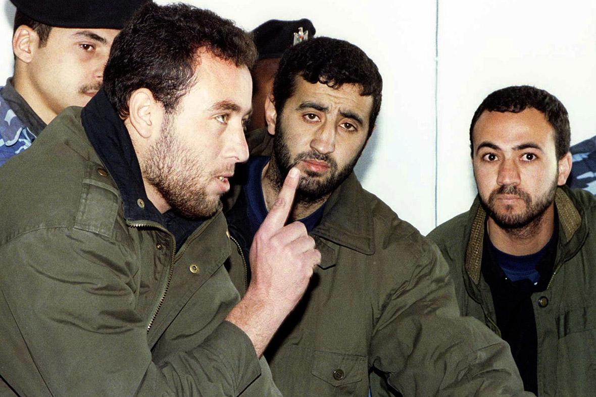 gaza hamas commanders