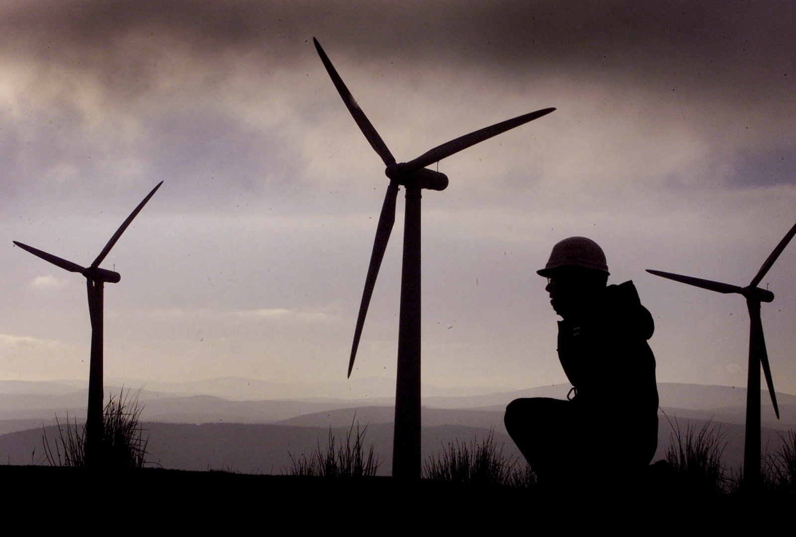 Scottish Independence: windfarms