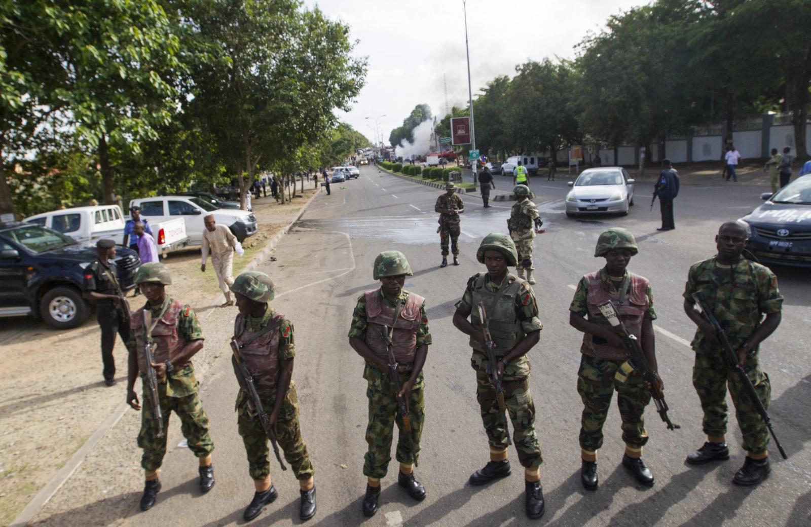 Nigeria Boko Haram