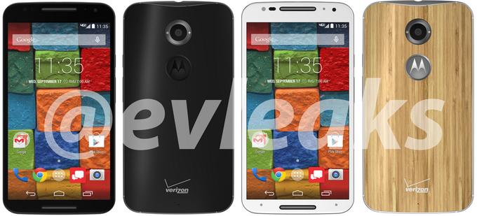 Moto X 1 image