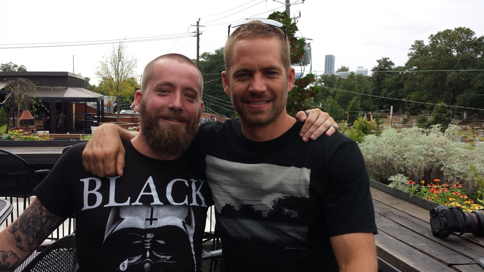 Paul Walker Death Predicted Months Earlier by an Eerie Picture?
