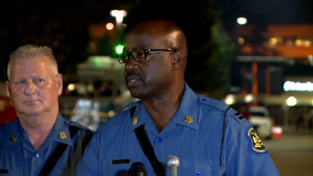 National Guard Start Pullout as Protests in Ferguson Ease