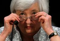 US Federal Reserve Chairwoman Janet Yellen