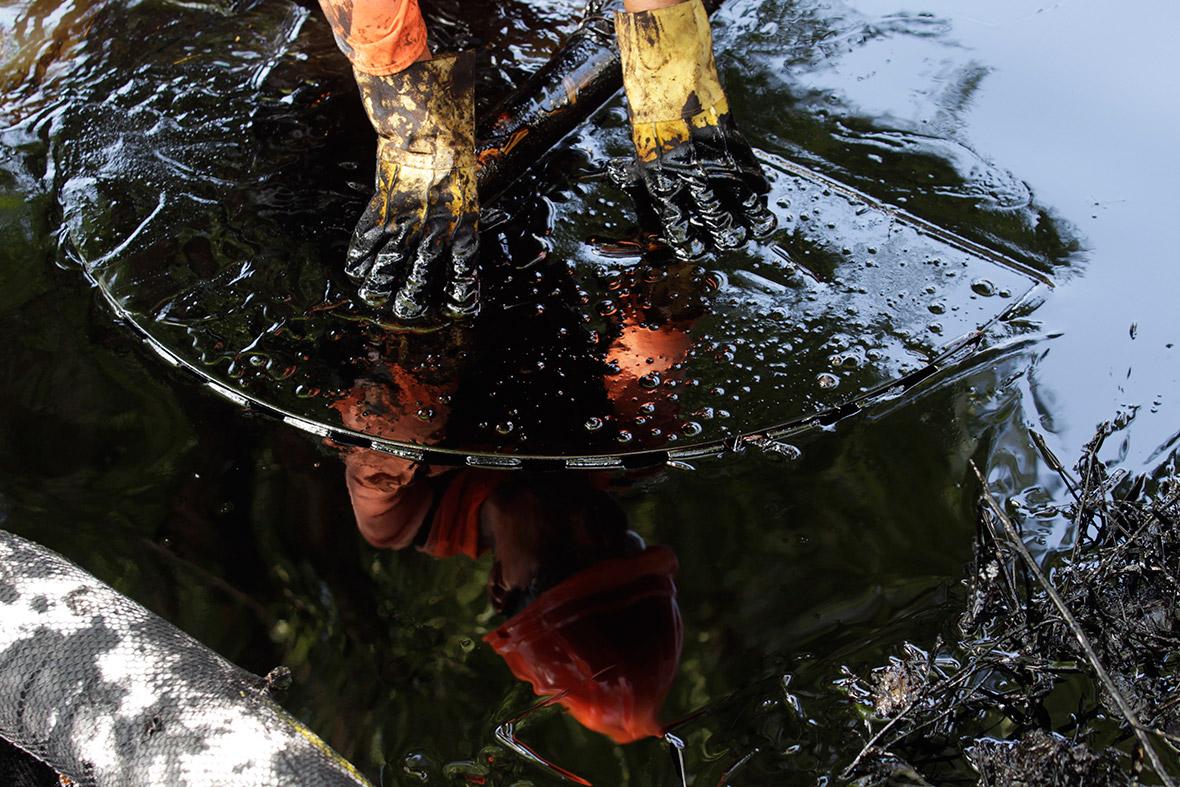 oil spill mexico