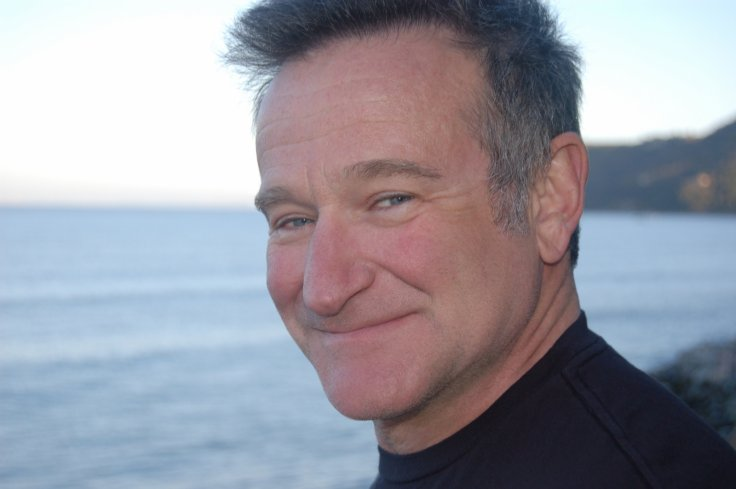 Robin Williams' Ashes Scattered in San Francisco Bay