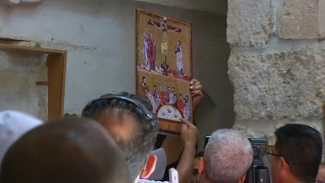 Christian Minority Urged not to Leave Syria