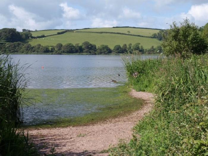 Slapton Ley Lake