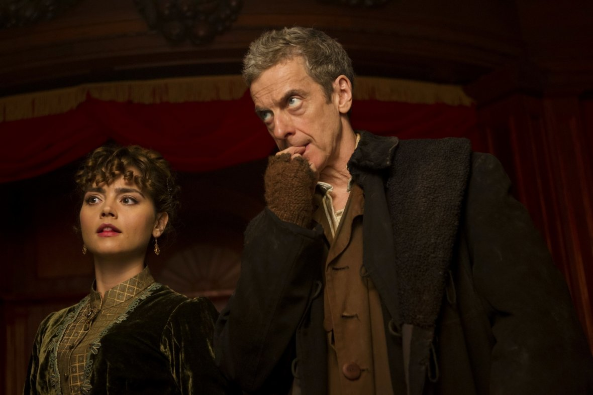 Doctor Who Deep Breath Preview Photo 1