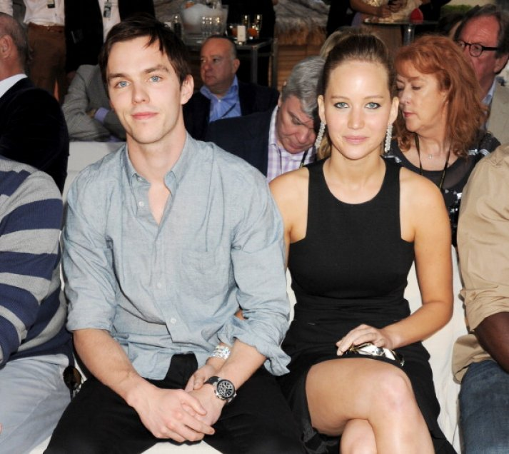 Kristen Stewart and Nicholas Hoult reportedly bonded after he split from Jennifer Lawrence.