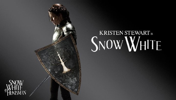 Kristen Stewart in 'Snow White and the Hunstman'