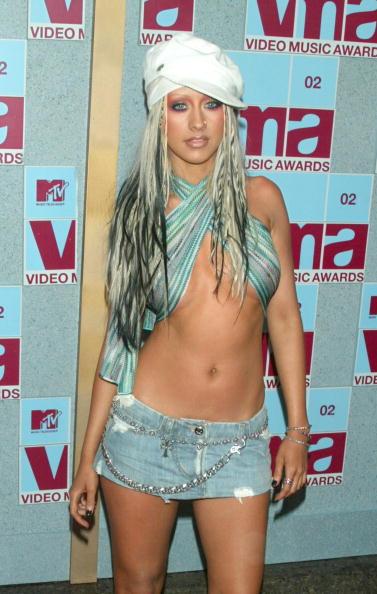 Mtv Video Music Awards 2014 Ten Outrageous Red Carpet