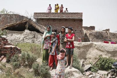 Uttar Pradesh villagers