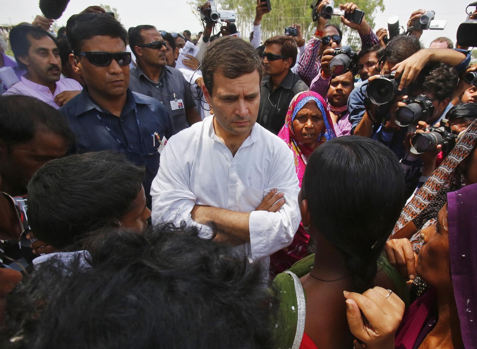 Uttar Pradesh Rahul Gandhi