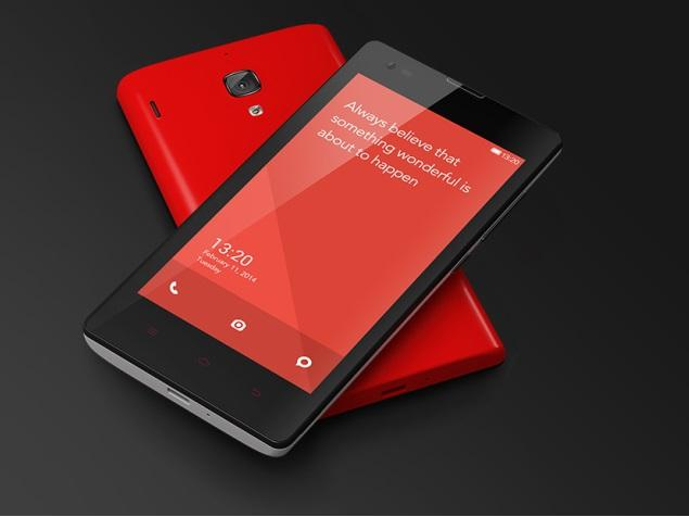 Xiaomi Redmi 1S successor featuring dual 4G-LTE compatibility speculated to launch 4 January
