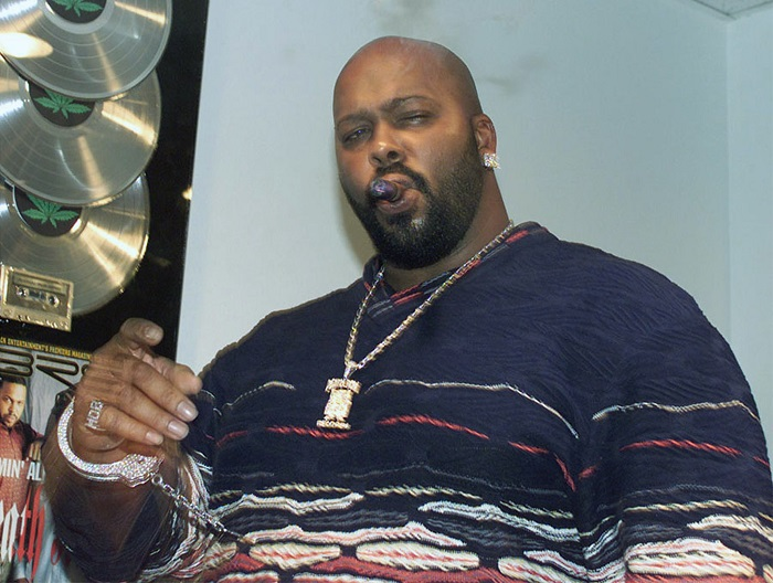 Death Row Records founder Suge Knight was taken to Cedars Sinai Hospital in Los Angeles with two gunshot wounds.