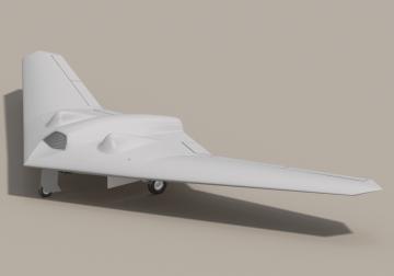 RQ-170 Sentinel Stealth Drone