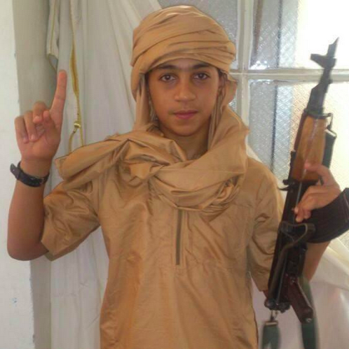 Younes Abaaoud, a 13-year-old from Belgium is believed to be one of the youngest Isis fighters.