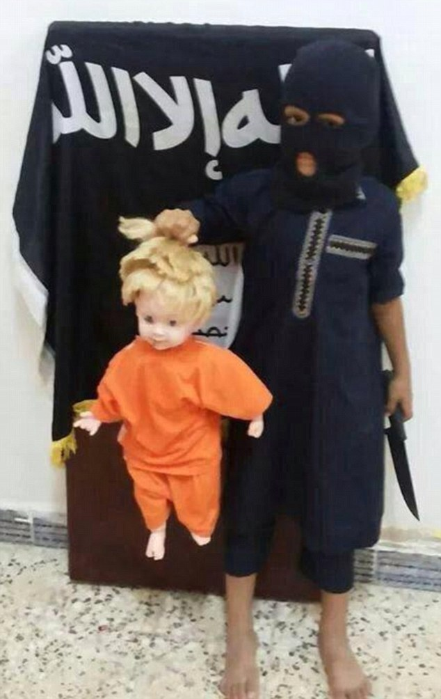 Child Jihadists