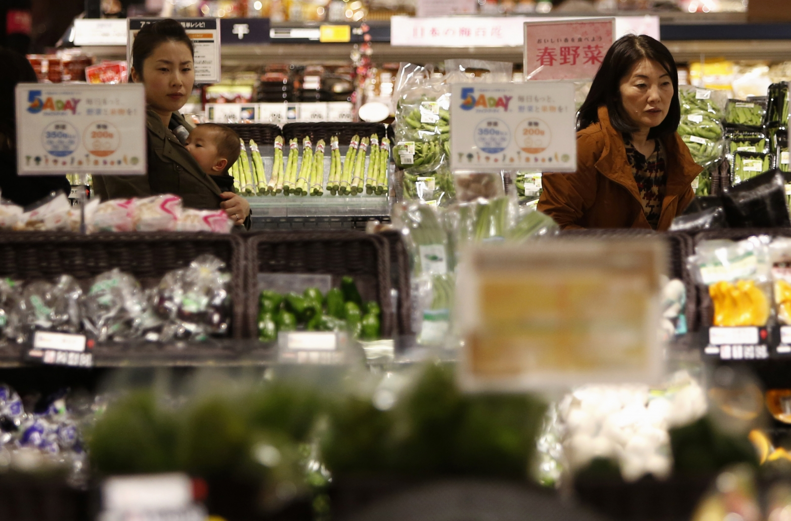Japan consumers