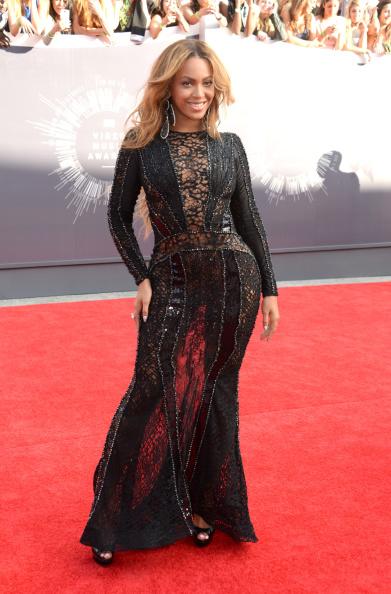 Recording artist Beyonce