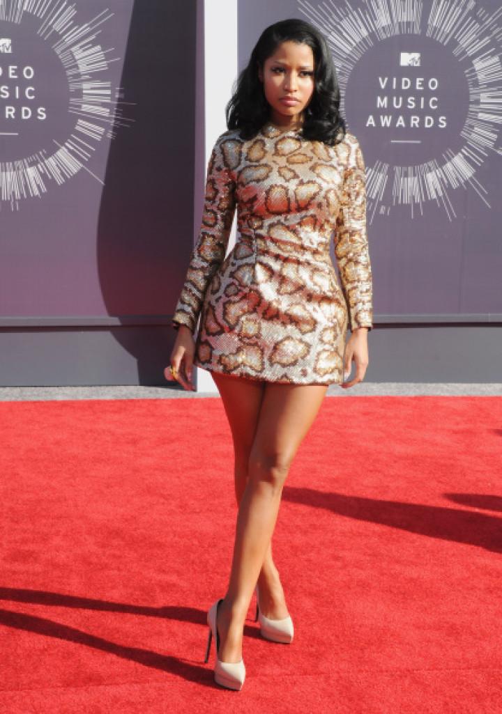 Singer Nicki Minaj