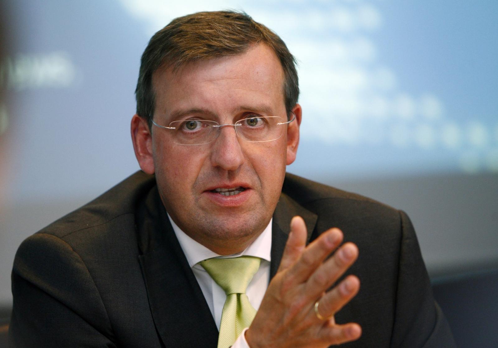 Stefan Wolf, CEO of ElringKlinger AG