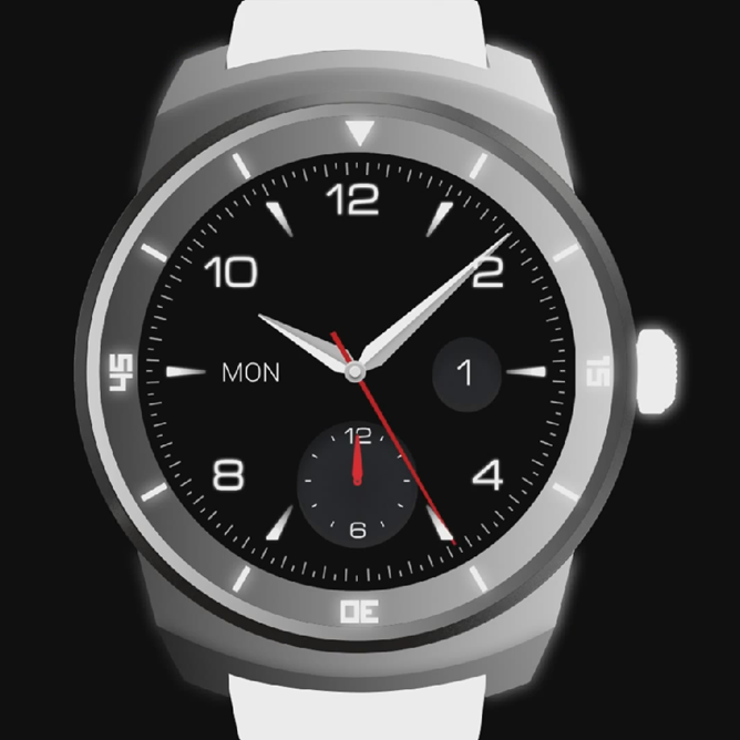LG G Watch R: New Teaser Video Reveals Features, Mocks at Moto 360 Design
