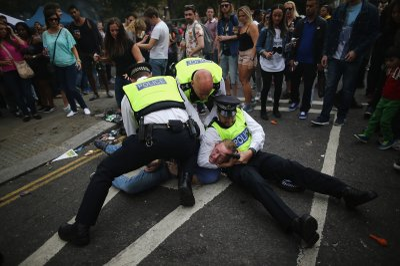 notting hill carnival arrest