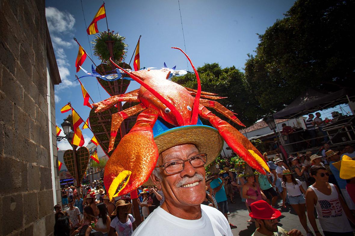 carnival spain