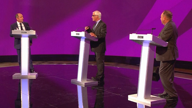 Voters Find Salmond Clear Winner in Referendum TV Debate