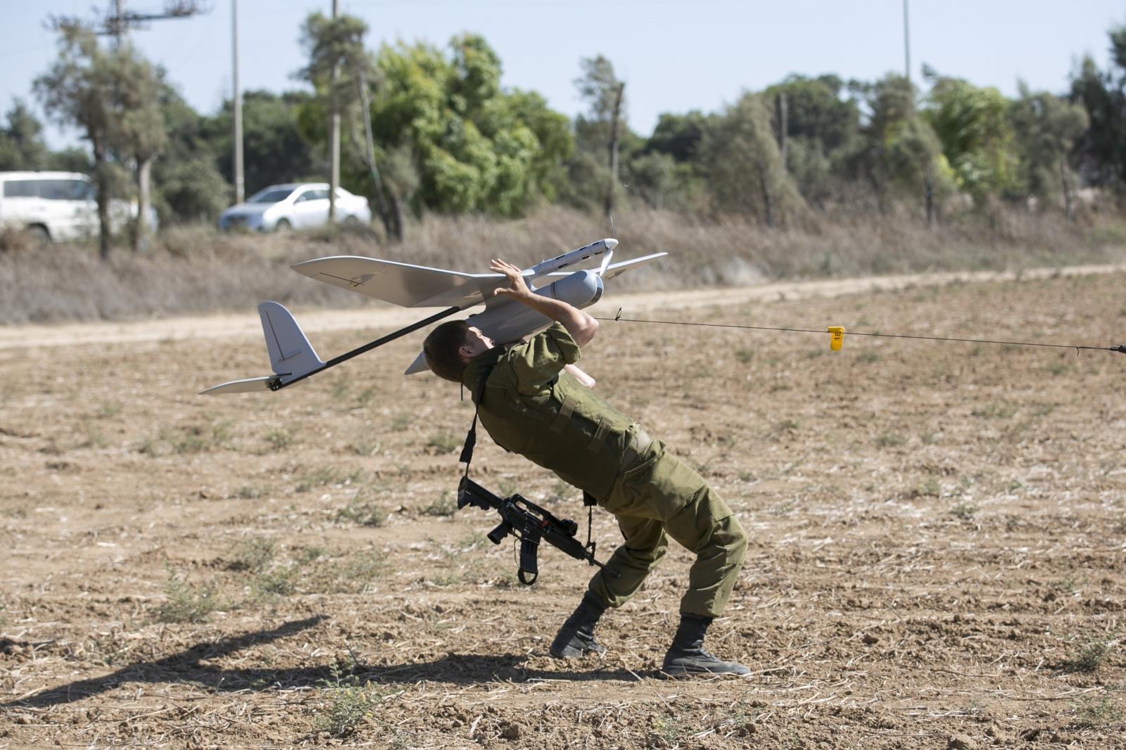 Islamic State drone capabilities