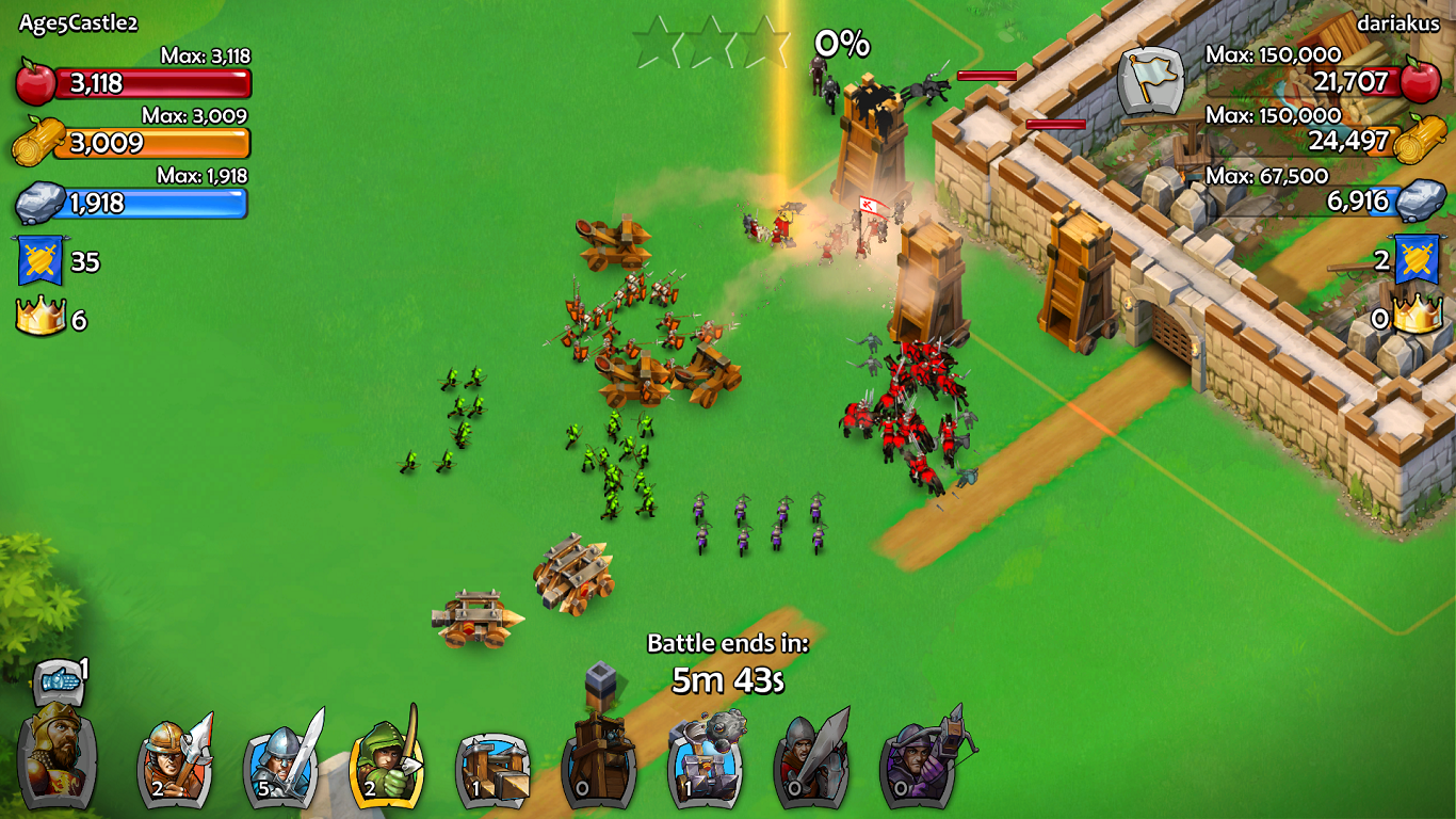 Microsoft Announces Age of Empires: Castle Siege Custom-made for Windows Phone 8.1 and Windows 8.1 Users