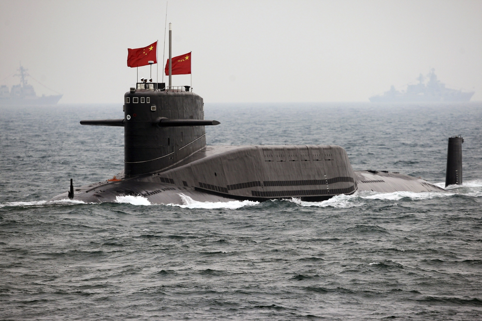 China US Navy