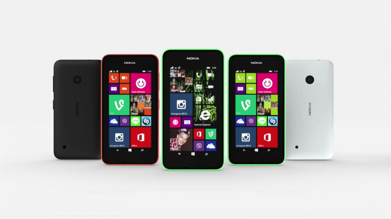 'Affordable' Nokia Lumia 530 Windows Phone 8.1 Smartphone now Hits UK: Available to Buy