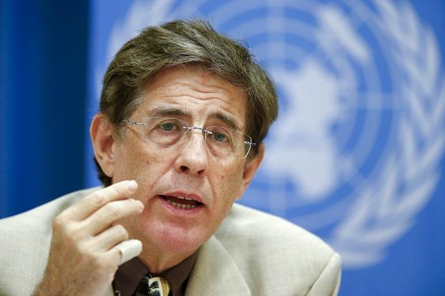 Armando Peruga, Programme Manager of Tobacco Free Initiative of the World Health Organization