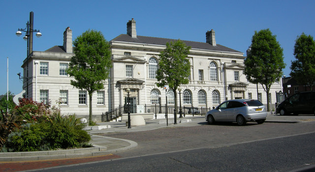 Rotherham town hall