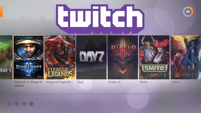 Amazon Buys Game-Streaming Service Twitch