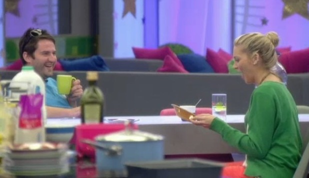 Celebrity Big Brother 2014